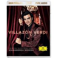 オペラ・アリア集、歌曲集 ヴィラゾン、ノセダ&トリノ・レッジョ劇場管弦楽団