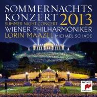 Sommernachtskonzert Schonbrunn 2013-verdi, Wagner: Maazel / Vpo Schade(T)