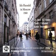 イダ・ヘンデル・イン・モスクワ1960(2種の復刻を収録)(2CD)