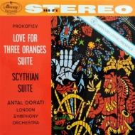 L' amour Des Trois Oranges, Scythian Suite: Dorati / Lso