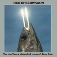 You Can Tune A Piano, But You Can't Tuna Fish