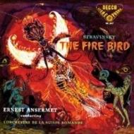 火の鳥:エルネスト・アンセルメ指揮&スイス・ロマンド管弦楽団 (180グラム重量盤レコード/Speakers Corner)