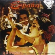 Espana! スペイン奇想曲(リムスキー=コルサコフ)、他:アタウルフォ・アルヘンタ指揮&ロンドン交響楽団 (180グラム重量盤レコード/Speakers Corner)