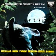 夏の夜の夢:ペーター・マーク指揮&ロンドン交響楽団 (180グラム重量盤レコード/Speakers Corner)