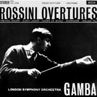 オペラ序曲集:ピエロ・ガンバ指揮&ロンドン交響楽団 (180グラム重量盤レコード/Speakers Corner/*CL)