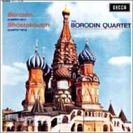 String Quartet, 8, : Brorodin Q +borodin: String Quartet, 2,