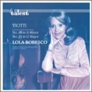 ヴァイオリン協奏曲第22番、第23番:ローラ・ボベスコ(ヴァイオリン)、クルト・レーデル指揮&ライン・パラティナ国立管弦楽団 (アナログレコード)