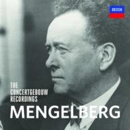ウィレム・メンゲルベルク コンセルトヘボウ・レコーディングス(15CD)