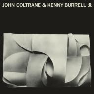 John Coltrane & Kenny Burrell (180グラム重量盤レコード/waxtime)