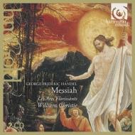 『メサイア』全曲 クリスティ&レザール・フロリサン(2CD)