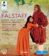 Falstaff: Medcalf Battistoni / Teatro Regio Di Parma Maestri Salsi Gandia Vassileva