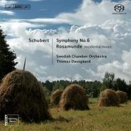 交響曲第6番、『ロザムンデ』より ダウスゴー&スウェーデン室内管弦楽団