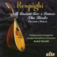 Ancient Airs & Dances, Gli Uccelli, Impressioni Brasiliane: Dorati / Lso Philharmonia Hungarica
