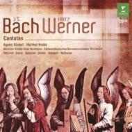 カンタータ集 ヴェルナー&ハインリヒ・シュッツ合唱団、ハイルブロン=プフォルツハイム室内管(20CD)