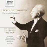 レオポルド・ストコフスキー/マジカル・コンダクター(10CD)