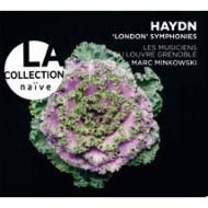 交響曲第104番『ロンドン』、第103番『太鼓連打』、第102番 ミンコフスキ&ルーヴル宮音楽隊