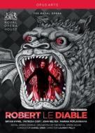 『悪魔のロベール』全曲 ペリ演出、オーレン&コヴェント・ガーデン王立歌劇場、イーメル、チオーフィ、他(2012 ステレオ)(日本語字幕付)(2DVD)