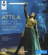 Attila: Maestrini Battistoni / Teatro Regio Di Parma Parodi Catana Branchini De Biasio