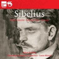 ヴァイオリン協奏曲、交響詩『伝説』、セレナード第2番 ラクリン、マゼール&ピッツバーグ響