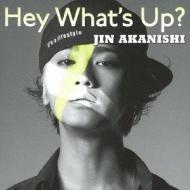 HEY WHAT'S UP? (+DVD)【初回限定盤B】