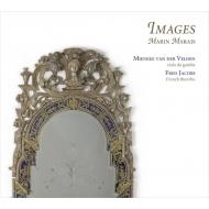 Images-works For Viola Da Gamba: Van Der Velden(Gamb)F.jacobs(Theorbo)