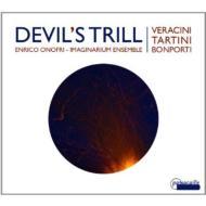 Devil's Trill-italian Baroque Violin Sonatas: Onofri(Vn)Imaginarium Ensemble