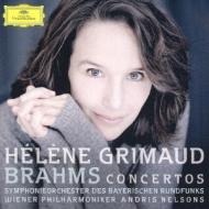 Piano Concerto, 1, 2, : Grimaud(P)Nelsons / Bavarian Rso Vpo