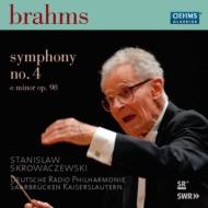 交響曲第4番 スクロヴァチェフスキ&ドイツ放送フィル