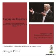 交響曲第3番『英雄』、第2番 プレートル&ローマ聖チェチーリア国立音楽院管弦楽団(2007)