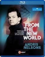 ドヴォルザーク:交響曲第9番『新世界より』、ストラヴィンスキー:うぐいすの歌、他 ネルソンス&バイエルン放送響(2010)