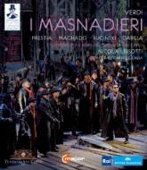 I Masnadieri: Lavia Luisotti / Teatro San Carlo Prestia Machado Rucinski