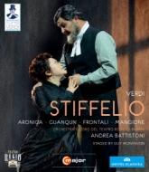 Stiffelio: Montavon Battistoni / Teatro Regio Di Parma Aronica Yu Guanqun Frontali Magnione