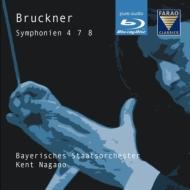 交響曲第4番(初稿)、第7番、第8番(初稿) ケント・ナガノ&バイエルン国立管弦楽団