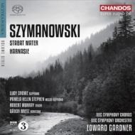スターバト・マーテル、『ハルナシェ』 ガードナー&BBC交響楽団、BBCシンフォニー・コーラス