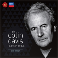 サー・コリン・デイヴィス/ザ・シンフォニーズ(54CD)