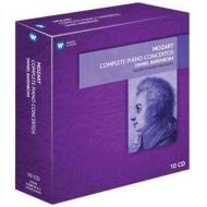 ピアノ協奏曲全集 バレンボイム&イギリス室内管弦楽団(10CD)