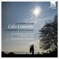 エルガー:チェロ協奏曲、チャイコフスキー:ロココ変奏曲、ドヴォルザーク:ロンド、森の静けさ ケラス、ビエロフラーヴェク&BBC響
