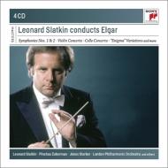 交響曲・管弦楽曲・協奏曲集 スラットキン(4CD)