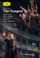 歌劇『テンペスト』全曲 ルパージュ演出、アデス&メトロポリタン歌劇場、キーンリーサイド、I.レナード、他(2012 ステレオ)
