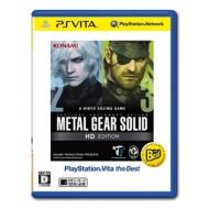 メタルギア ソリッド HD エディション PlayStation Vita the Best