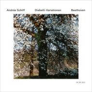 ディアベリ変奏曲(2種の演奏)、ピアノ・ソナタ第32番(2012年録音)、6つのバガテル アンドラーシュ・シフ(2CD)