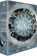『ニーベルングの指環』(短縮版) カラスコ演出、パーテルノストロ&コロン劇場、ラシライネン、L.ワトソン、他(2012 ステレオ)(5DVD)(日本語字幕付)