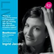 ピアノ協奏曲第1番、第3番 ジャコビー、カスプシーク&シンフォニア・ヴァルソヴィア