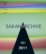SAKANARCHIVE 2007-2011 〜サカナクション ミュージックビデオ集〜(Blu-ray)