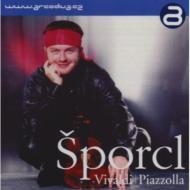 Four Seasons / Las Estaciones Portenos: Sporcl(Vn)Vlcek / Virtuosi Di Praga