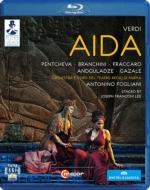 『アイーダ』全曲 J.F.リー演出、フォリアーニ&パルマ・レッジョ劇場、ブランキーニ、フラッカーロ、他(2012 ステレオ)(日本語字幕付)