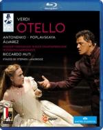 『オテロ』全曲 S.ラングリッジ演出、ムーティ&ウィーン・フィル、アントネンコ、ポプラフスカヤ、C.アルバレス、他(2008 ステレオ)(日本語字幕付)