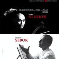 チェロとピアノのためのソナタ:ヤーノシュ・シュタルケル(チェロ)&シェベーク・ジェルジ(ピアノ)(180グラム重量盤レコード/Speakers Corner)