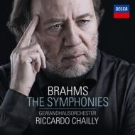 Complete Symphoies, Orchestral Works : Chailly / Gewandhaus Orchestra (3CD)