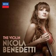 『ザ・ヴァイオリン』 ニコラ・ベネデッティ